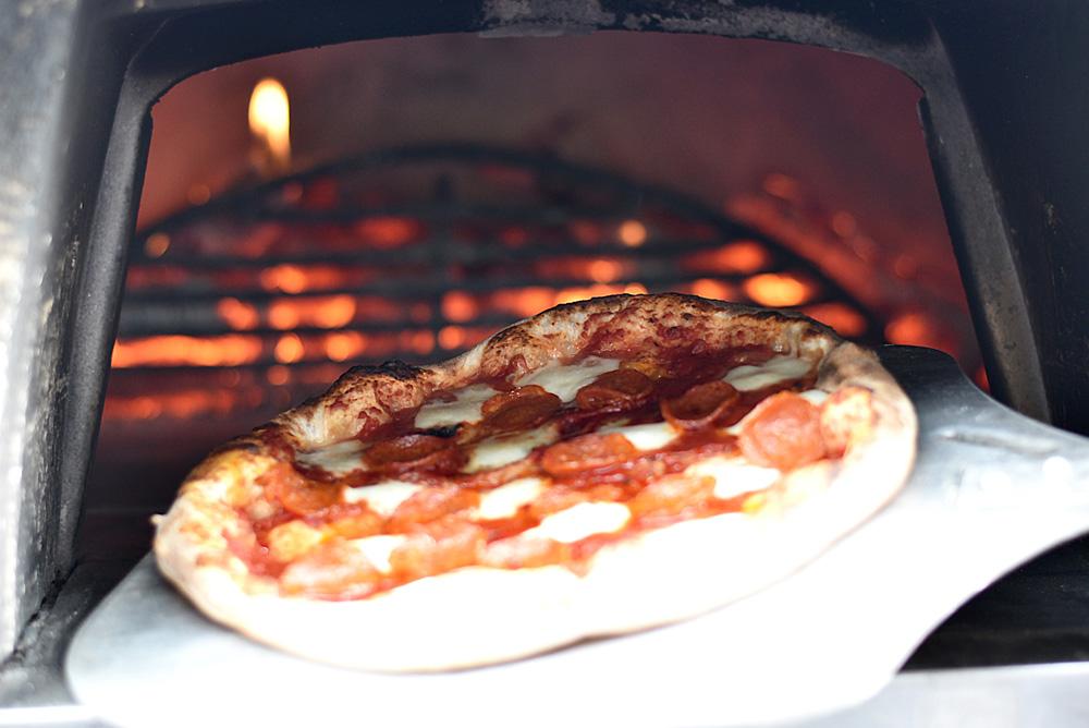 Wood Fired Pizzas North Devon